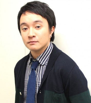 濱田岳の私服画像